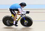 Tristan Chernove, Rio 2016 - Para Cycling // Paracyclisme.<br /> Tristan Chernove practices before his cycling event // Tristan Chernove s'entraîne avant son épreuve cycliste. 04/09/2016.