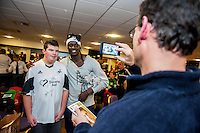 Tuesday  15 December 2015<br /> Pictured: Eder<br /> Re: Kids SCFC Christmas Party at the Liberty Stadium, Swansea