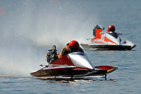 4-M & 2-H (outboard hydroplane)
