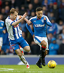 Stevie Smith chases Harry Forrester