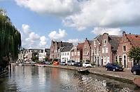 Nederland  Maarssen - Augustus 2018. Huizen aan de Vecht.   Foto Berlinda van Dam / Hollandse Hoogte