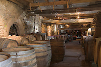 Europe/France/Bretagne/29/Finistère/Guimaëc: les caves du Domaine de Kervéguen ou Eric Baron elabore son cidre