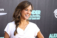 HOLLYWOOD, LOS ANGELES, CA, USA - OCTOBER 06: Eva LaRue arrives at the World Premiere Of Disney's 'Alexander And The Terrible, Horrible, No Good, Very Bad Day' held at the El Capitan Theatre on October 6, 2014 in Hollywood, Los Angeles, California, United States. (Photo by Xavier Collin/Celebrity Monitor)