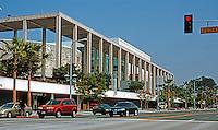 Los Angeles: Los Angeles Performing Arts Center, Mark Taper Forum. Welton Beckett, 1964-69.