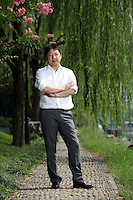 Wang Hai of Taobao.com photographed in Hangzhou, China on 02 September, 2008.