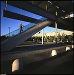 La nuova città di Torino, completata per le olimpiadi del 2006. L'Area del Lingotto