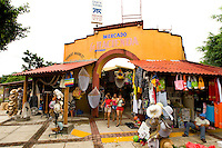 Ixtapa makes shopping for well-made artisan crafts and art easy at its Mercado La Hacienda in Ixtapa's Commercial Zone. In this one location, shoppers can browse and haggle for silver, clothing, handmade hammocks, Mexican knickknacks, souvenirs and much more. PHOTOS BY: PATRICK SCHNEIDER PHOTO.COM