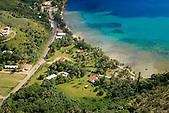 Village de Touho, côte Est Nouvelle-Calédonie