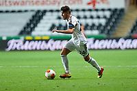 Thursday 24 October 2013  <br /> Pictured: Alejandro Pozuelo<br /> Re:UEFA Europa League, Swansea City FC vs Kuban Krasnodar,  at the Liberty Staduim Swansea