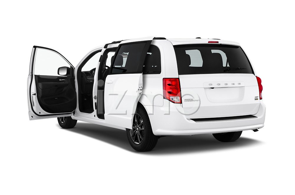 Car images of 2019 Dodge Grand-Caravan GT 5 Door Minivan Doors