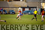 Action from Annascaulv Duagh in the Junior Club Football Championship Qtr Final.