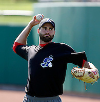 Craig Italiano -  Stockton Ports .Photo by:  Bill Mitchell/Four Seam Images