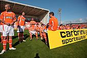 2008-10-08 Blackpool FC Photocall