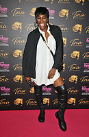 """Perri Shakes-Drayton at the """"Tina: The Tina Turner Musical"""" Refuge gala performance, Aldwych Theatre, Aldwych, on Sunday 10th October 2021, in London, England, UK. <br /> CAP/CAN<br /> ©CAN/Capital Pictures"""
