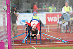 IPC European Athletics Championship 2014<br /> Gemma Prescott (GBR)<br /> Women's Club Throw F32/51<br /> Swansea University<br /> <br /> 21.08.14<br /> ©Steve Pope-SPORTINGWALES