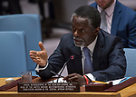 Security Council meeting<br /> The situation in the Central African Republic<br /> Report of the Secretary-General on the Central African Republic (S/2017/865)<br /> <br /> <br /> Special rap