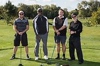From left are Simon Leadley, Martin Baker, David Armitage and Frank Ciaurro of Team CEMA