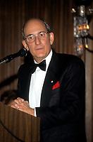 Charles Bronfman, Seagram's, circa 1988<br /> <br /> PHOTO : Agence Quebec Presse
