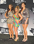 Sammi,Deena & Jwoww of the jersey shore attends The 2011 MTV Video Music Awards held at Nokia Live in Los Angeles, California on August 28,2011                                                                               © 2011 DVS / Hollywood Press Agency