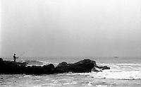 Fisherman and the sea, 1987. &#xA;<br />