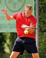 14-8-08, Den Bosch, Tennis, Nationale Kampioenschappen, Sander Koning