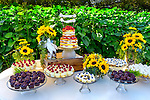 Wedding cakes at Avila Valley Barn