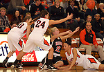 Sioux City East at Sioux Falls Washington Girls Basketball