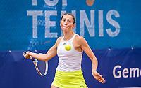 Amstelveen, Netherlands, 6 Juli, 2021, National Tennis Center, NTC, Amstelveen Womans Open, Alexandra Cadantu (ROU)<br /> Photo: Henk Koster/tennisimages.com