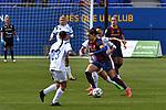 Liga IBERDROLA. Game 16.<br /> FC Barcelona vs UDG Tenerife Egatesa: 6-1.<br /> Ainhoa Delgado vs Vicky Losada.