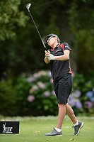 Jill Morgan, Waikato, 2019 New Zealand Women's Interprovincials, Maraenui Golf Club, Napier, Hawke's Bay, New Zealand, Tuesday 03rd December, 2019. Photo: Sarah Lord/www.bwmedia.co.nz