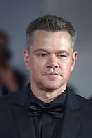 Matt Damon attending The Last Duel Premiere as part of the 78th Venice International Film Festival in Venice, Italy on September 10, 2021. <br /> CAP/MPIIS<br /> ©MPIIS/Capital Pictures