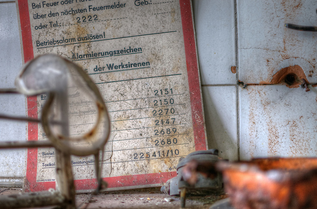 A second visit to this old DDR laboratory.