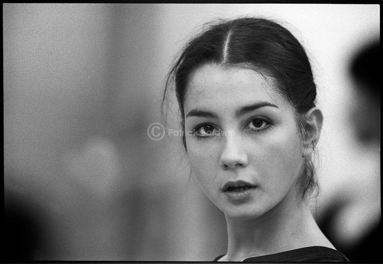 Principal dancer with The Royal Ballet Tamara Rojo