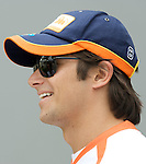 02 Apr 2009, Sepang Circuit, Kuala Lumpur, Malaysia --- ING Renault F1 Team driver Nelson Piquet Jr. of Brazil during the 2009 Fia Formula One Malasyan Grand Prix at the Sepang circuit near Kuala Lumpur. Photo by Victor Fraile --- Image by © Victor Fraile / The Power of Sport Images