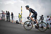 Cees Bol (NED/DSM) coming over the Mont Ventoux<br /> <br /> Stage 11 from Sorgues to Malaucène (199km) running twice over the infamous Mont Ventoux<br /> 108th Tour de France 2021 (2.UWT)<br /> <br /> ©kramon