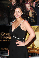 """Meena Rayann<br /> at the """"Game of Thrones Hardhome"""" gala screening, Empire, Leicester Square London<br /> <br /> <br /> ©Ash Knotek  D3098 12/03/2016"""