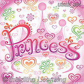 Sarah, CUTE ANIMALS, LUSTIGE TIERE, ANIMALITOS DIVERTIDOS, paintings+++++princess-09-A-2,USSB501,#ac#, EVERYDAY ,princess
