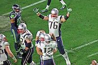 01.02.2015: Super Bowl XLIX Seattle Seahawks vs. New England Patriots