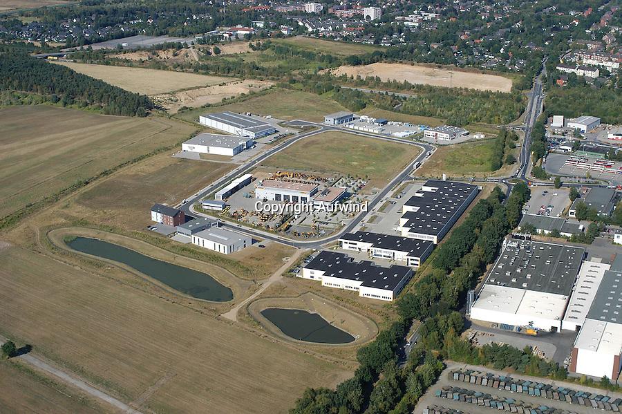 Deutschland.Schleswig- Holstein.Glinde.Gewerbe.Möllner Landstrasse.Moellner Landstrasse