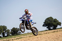 John Hinz, NGR Championship during the Richard Fitch Memorial Trophy Motocross at Wakes Colne MX Circuit on 18th July 2021
