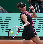 Samantha Stosur wins at Roland Garros in Paris, France on June 1, 2012