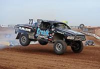 Mar. 19, 2011; Chandler, AZ, USA;  LOORRS pro two driver John Gaston during round one at Firebird International Raceway. Mandatory Credit: Mark J. Rebilas-US PRESSWIRE