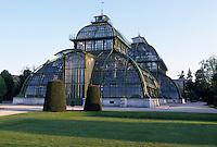 Europe/Autriche/Niederösterreich/Vienne: Palais de Schonbrunn - Les serres