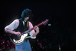 Jimmy Page 1983 Madison Square Garden ARMS Concert.