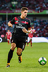 AC Milan Forward Andre Silva in action during the 2017 International Champions Cup China match between FC Bayern and AC Milan at Universiade Sports Centre Stadium on July 22, 2017 in Shenzhen, China. Photo by Marcio Rodrigo Machado/Power Sport Images