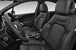 Front seat view of a 2013 Citroen DS4 Sport Chic 5 Door Hatchback 2WD