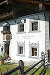 Austria, Tyrol, Stubai Valley, community Neustift at Stubai Valley, district Kampl: local museum