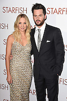 "Joanne Froggatt and Tom Riley<br /> at the ""Starfish"" UK premiere, Curzon Mayfair, London.<br /> <br /> <br /> ©Ash Knotek  D3190  27/10/2016"