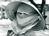Arbeiterin in Vietnam 1991