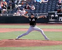Codi Heuer - Chicago White Sox 2021 spring training (Bill Mitchell)